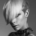 Trumpų plaukų kirpimas pavasaris/vasara 2013
